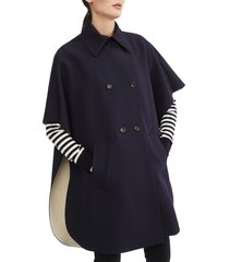max mara bertone cotton cape