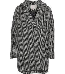 coat outerwear heavy yllerock rock multi/mönstrad brandtex