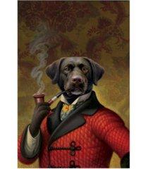 """dan craig the red beret canvas art - 36.5"""" x 48"""""""