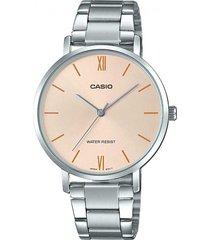ltp-vt01d-4bu reloj casio 100% original garantizados