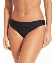 anya riva fold pant bikini bottom