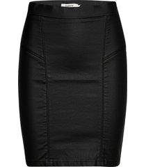 bykiko skirt 3 - knälång kjol svart b.young
