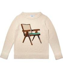 art of sitting sweater