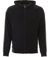 z zegna hoodie with rubber logo