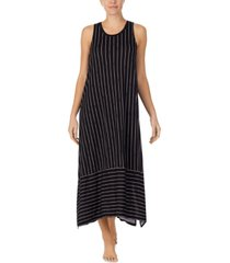dkny sleepwear maxi chemise nightgown