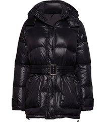 2nd twyla gevoerde lange jas zwart 2ndday