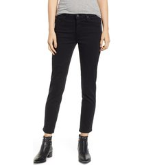 women's ag the prima crop cigarette jeans