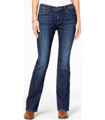 lucky brand mid-rise sweet bootcut jeans