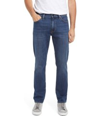 men's 34 heritage charisma men's relaxed fit jeans, size 38 x 30 - blue