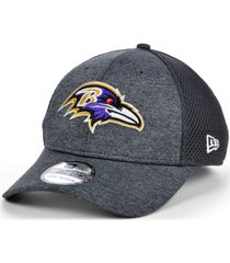 new era baltimore ravens graph shadow tech neo 39thirty cap