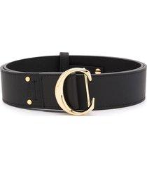 chloé c logo belt