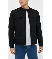 tailored originals jacket - obert jackor black
