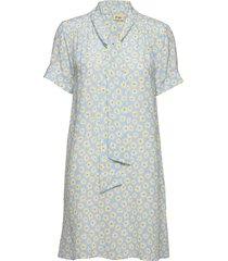 estelle dresses everyday dresses blå jumperfabriken
