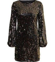 jurk pailletten