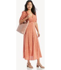 astr women's cher dress in color: clay ballet sketch size xs from sole society