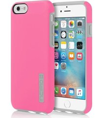 estuche para iphone 6/6s incipio dual pro - rosado