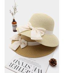 1 pieza de decoración con lazo sombrero