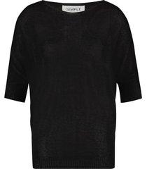 trui bowi zwart
