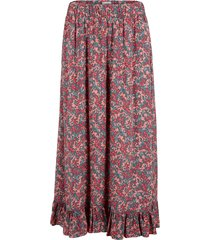 hållbar mellanlång kjol, lenzing™ ecovero™
