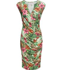 abito a portafoglio (verde) - bodyflirt boutique