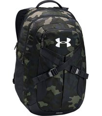 mochila verde under armour recruit 2.0