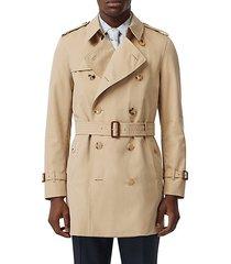 chelsea mid-length trench coat