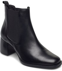biadalya chelsea boot shoes boots ankle boots ankle boot - heel svart bianco