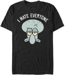fifth sun men's hate everyone short sleeve crew t-shirt