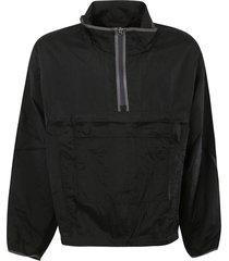 acne studios zipped placket jacket