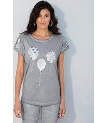 shirt amy vermont grijs
