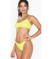missguided crinkle chain detail bikini brief trosa