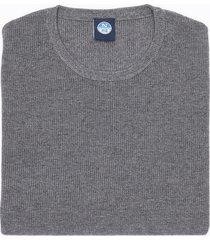 maglia in lana a coste