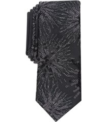 inc men's slim sequin firework tie, created for macy's