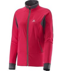 blazer salomon jacket momemtum softshell 373961