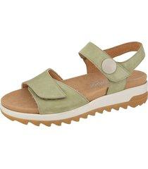 sandaletter gabor pistagegrön