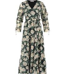 jurk josephine drapy groen