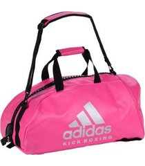 bolsa mochila adidas kick boxing 2in1 champion 50l