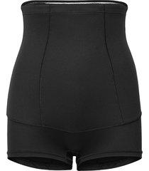 girdle highwaist diana legs lingerie shapewear bottoms svart lindex