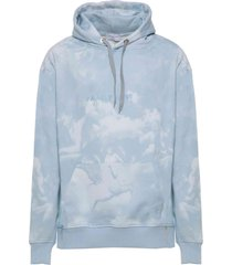 family first milano hoodie the saints light blue