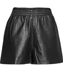 2nd clay shorts flowy shorts/casual shorts svart 2ndday