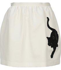 undercover cat skirt