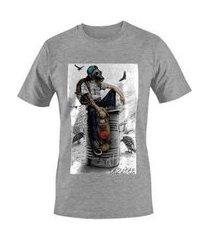 camiseta dez dez skate masculina