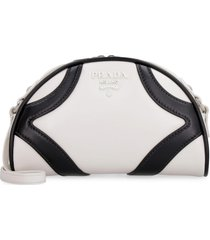 prada bowling bag shoulder bag