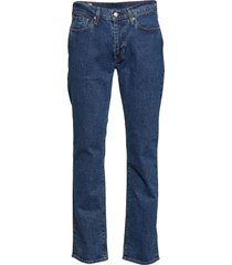 514 straight st wash stretch jeans blå levi´s men