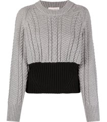 alexander mcqueen crewneck pullover