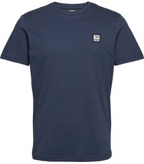 t-diegos-k30 t-shirt t-shirts short-sleeved blå diesel men