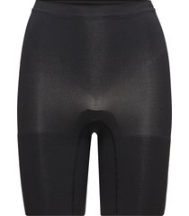 power short lingerie shapewear bottoms svart spanx