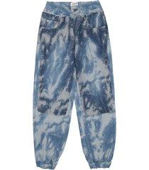 ambush hybrid jacquard jeans