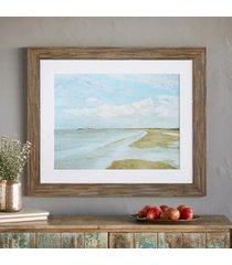 sundance catalog normandy shore print