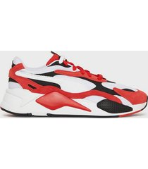 puma rs-x super sneakers white